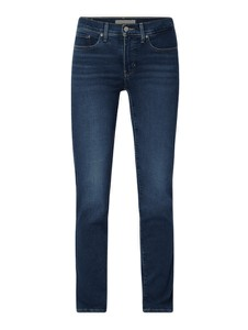 Niebieskie jeansy Levi's® 300 z bawełny