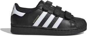 Trampki dziecięce Adidas ze skóry