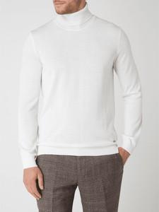 Sweter Joop! z wełny w stylu casual z golfem