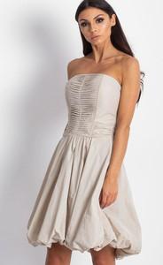 Sukienka Sheandher.pl mini hiszpanka gorsetowa