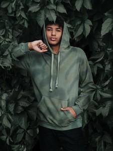 Zielona bluza Jigga Wear