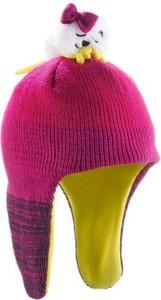 Różowa czapka WED'ZE