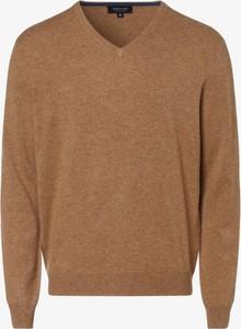 Brązowy sweter Andrew James