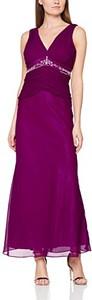 Fioletowa sukienka Astrapahl