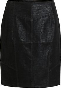Czarna spódnica Vila mini