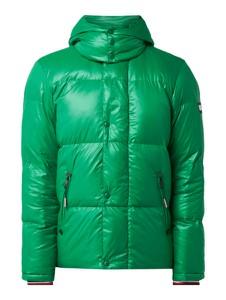 Zielona kurtka Tommy Hilfiger
