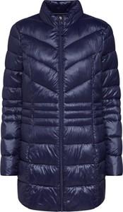 Niebieska kurtka Vero Moda w stylu casual długa