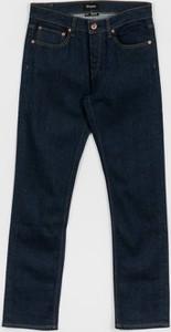 Spodnie Brixton z bawełny
