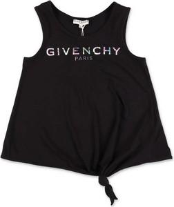 Top Givenchy z okrągłym dekoltem