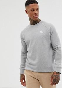 Bluza Adidas Originals z dresówki z nadrukiem