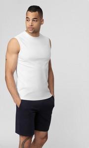 T-shirt 4F z dzianiny bez rękawów