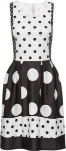 Bonprix bodyflirt boutique sukienka w groszki