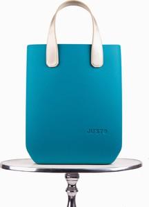 Niebieska torebka Justo