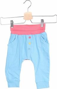 Niebieskie spodnie dziecięce Gelati Kidswear