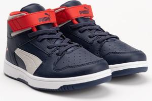 Buty sportowe dziecięce Puma na rzepy dla chłopców