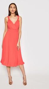 Sukienka Guess by Marciano z dekoltem w kształcie litery v