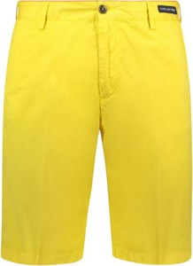 Żółte spodenki Paul & Shark