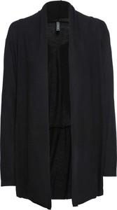 Czarny sweter bonprix RAINBOW w stylu glamour
