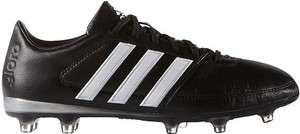 Buty sportowe Adidas ze skóry w sportowym stylu
