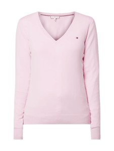 fcc3bcbce1d52 Sweter Tommy Hilfiger z bawełny