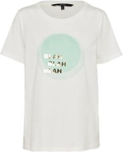 T-shirt vero moda z bawełny