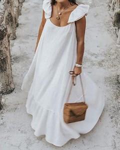 Sukienka Kendallme w stylu casual na ramiączkach