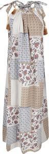 Sukienka Pepe Jeans z dekoltem halter w stylu boho