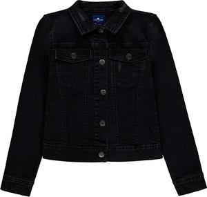 Czarna kurtka dziecięca Tom Tailor