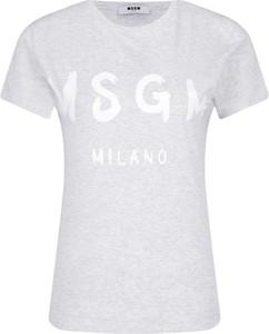 T-shirt MSGM w stylu casual