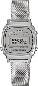 Zegarek damski Casio Retro Collection LA670WEM-7EF