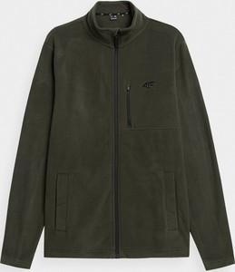 Zielona bluza 4F w stylu casual
