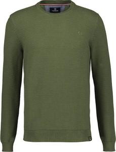 Zielony sweter Lerros w stylu casual