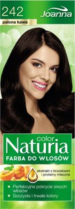 Joanna Naturia Color Farba Do Włosów 242 Palona Kawa