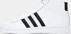 Adidas Originals Pro Model Ftw White Core Black Ftw White