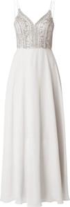 Sukienka Laona z szyfonu maxi