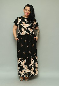 c0a2b6ae3c wyjatkowe dlugie sukienki letnie maxi - stylowo i modnie z Allani