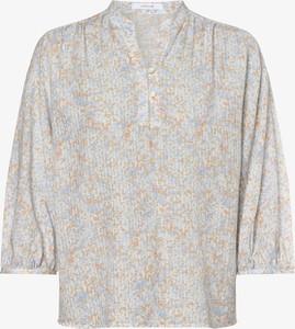 Bluzka Opus z długim rękawem w stylu casual z dekoltem w kształcie litery v