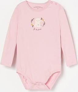 Body niemowlęce Reserved dla dziewczynek