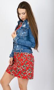 Kurtka Olika z jeansu krótka