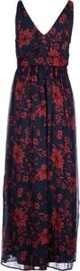Sukienka Vero Moda rozkloszowana z dekoltem w kształcie litery v bez rękawów