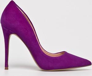 86028eff9bfc6 Fioletowe buty damskie Steve Madden, kolekcja wiosna 2019