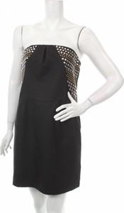Czarna sukienka Club L bez rękawów