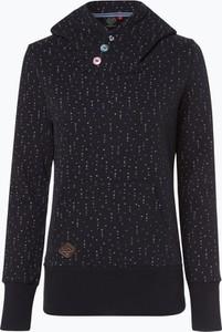 Granatowa bluza Ragwear krótka