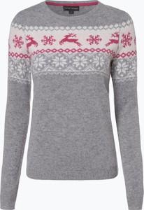fd2f61aa80bf59 Damskie. Sweter Franco Callegari w stylu casual z wełny