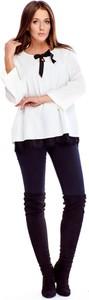 Bluzka Ptakmoda.com ze sznurowanym dekoltem