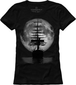 T-shirt Underworld z okrągłym dekoltem z krótkim rękawem w młodzieżowym stylu