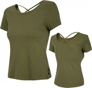 Zielony t-shirt Outhorn