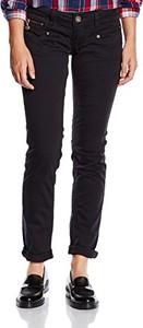 Czarne spodnie freeman t. porter