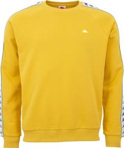 Bluza Kappa w sportowym stylu z bawełny