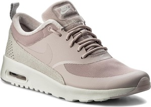 Buty nike - air max thea lx 881203 600 particle rose/particle rose